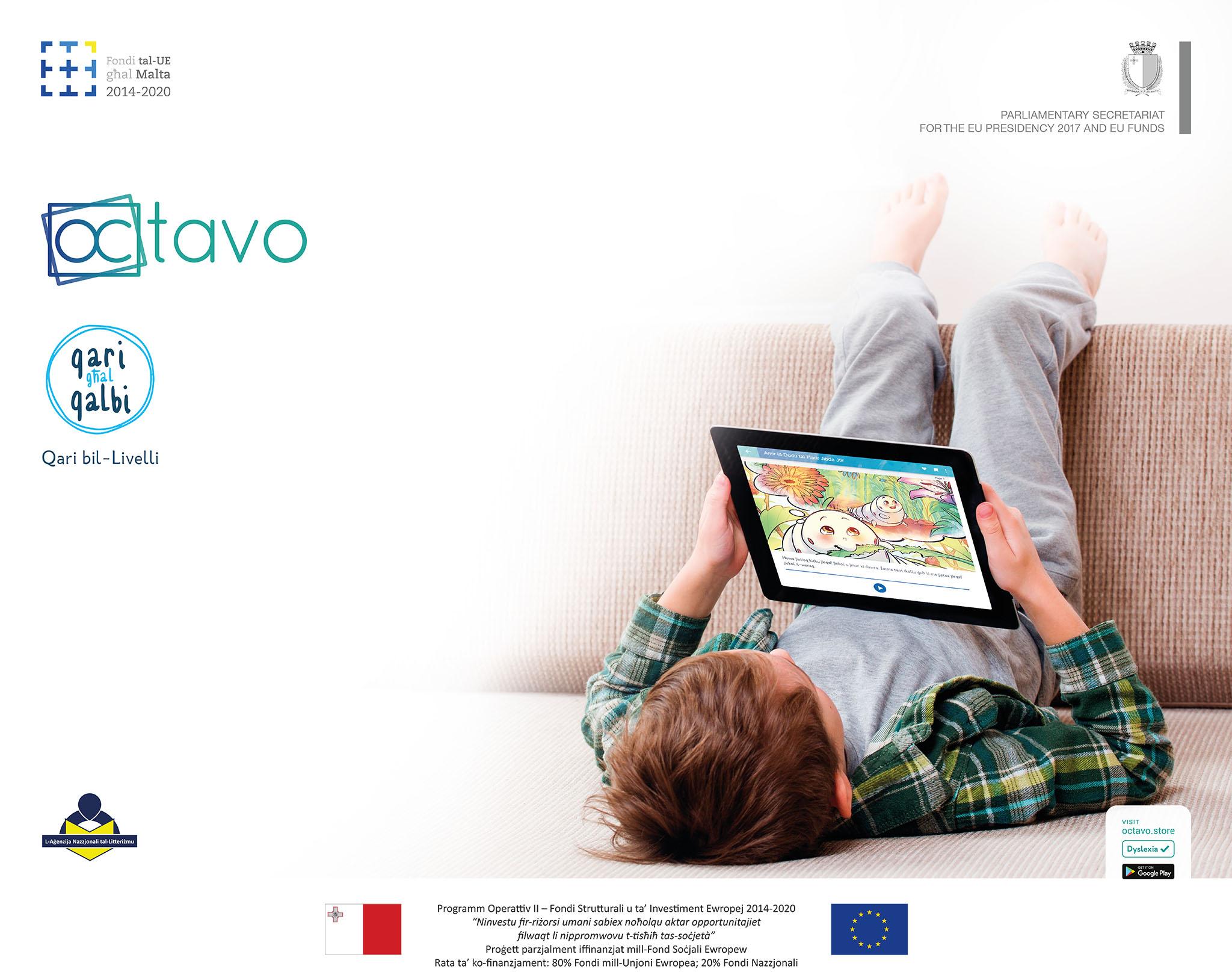 Octavo NLA poster